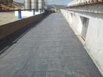 impermeabilización de cubierta con láminas epdm