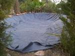 impermeabilización estanque con láminas epdm